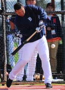 MLB: FEB 16 Tigers Spring Training
