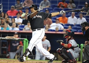 MLB: JUL 13 Nationals at Marlins